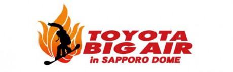 TOYOTA BIG AIR 2012