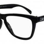 Gloss Black Frame X Clear Lens
